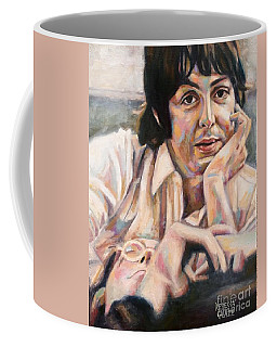 Paul And John Coffee Mug
