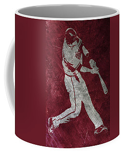 Paul Goldschmidt Arizona Diamondbacks Art Coffee Mug