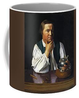 Paul Revere 1770 Coffee Mug