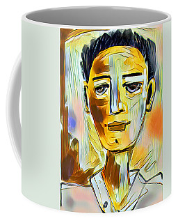Pauls Portrait Coffee Mug