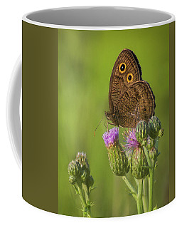 Coffee Mug featuring the photograph Pauper's Throne by Bill Pevlor