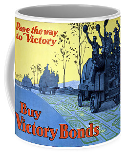 Pave The Way To Victory Coffee Mug