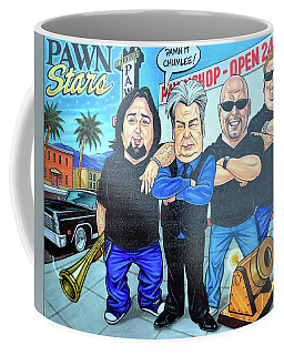 Pawn Stars In Las Vegas Coffee Mug