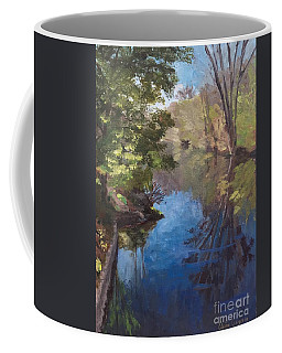 Pawtucket Canal Coffee Mug