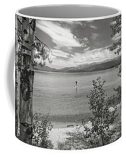 Payette Lake Boarder Coffee Mug