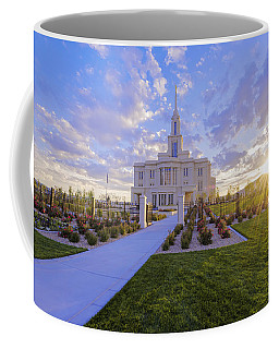 Payson Temple I Coffee Mug