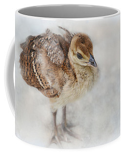 Pea Chick Cuteness Coffee Mug