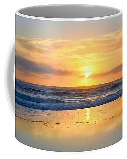 Pea Island In November Coffee Mug