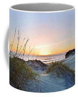 Pea Island Sunrise 12/28/16 Coffee Mug