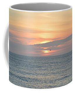Pea Island Sunrise Coffee Mug