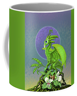 Pea Pod Dragon Coffee Mug