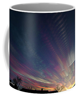 Peace After The Fire Coffee Mug by Karen Slagle