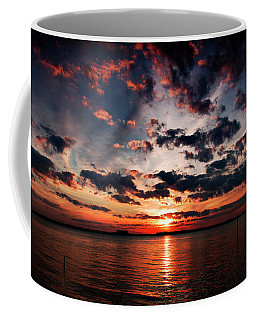 Peace Along The River Coffee Mug