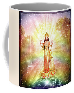 Peace And Prosperity On Earth Coffee Mug