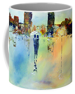Peace At Twilight Coffee Mug by Raymond Doward