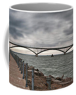 Peace Bridge Coffee Mug