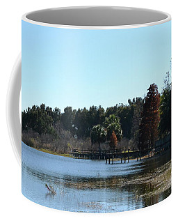 Coffee Mug featuring the photograph Peace by Carol  Bradley