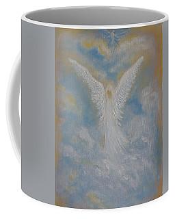 Peace From An Angel  Coffee Mug