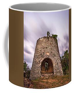 Coffee Mug featuring the photograph Peace Hill Sugar Mill by Adam Romanowicz