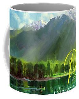 Peace I Give You Coffee Mug