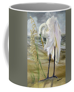 Peace In The Midst Of The Storm Coffee Mug by Phyllis Beiser