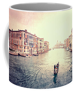 Peace In Venice Coffee Mug
