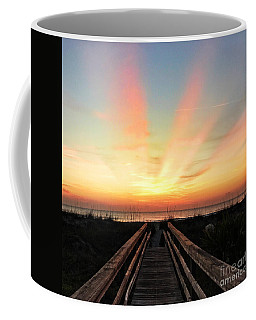 Coffee Mug featuring the photograph Peace  by LeeAnn Kendall