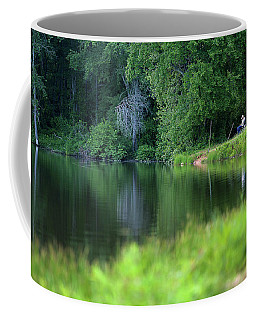 Coffee Mug featuring the photograph Peace by Lori Coleman