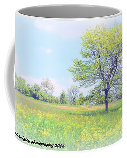 Peace On The Hillside Coffee Mug