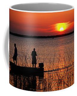 Peace Over The Water Coffee Mug