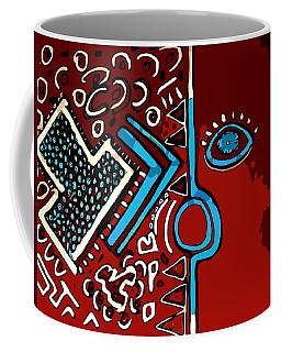 Peace Pipe Coffee Mug