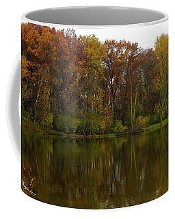 Peace Reflected Coffee Mug