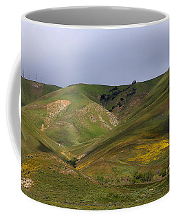 Coffee Mug featuring the photograph Peace Valley by Viktor Savchenko