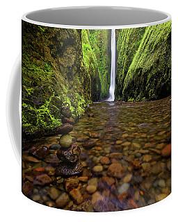 Peaceful Balance Coffee Mug by Jonathan Davison