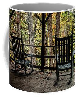 Peaceful Day Coffee Mug by Debbie Green