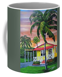 Peaceful Days Coffee Mug