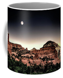 Peaceful Easy Feeling Coffee Mug by Jim Hill