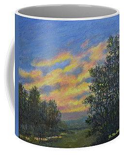 Peaceful Evening Sky Coffee Mug