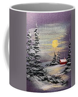 Peaceful Night Coffee Mug
