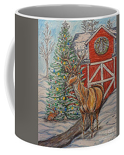 Peaceful Noel Coffee Mug