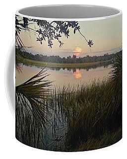 Peaceful Palmettos Coffee Mug