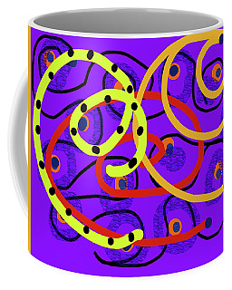 Peaceful Passion In Memories Coffee Mug