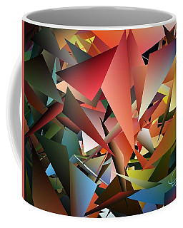 Peaceful Pieces Coffee Mug