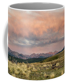Peaceful San Juan View Coffee Mug