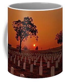 Peaceful Sunset Coffee Mug