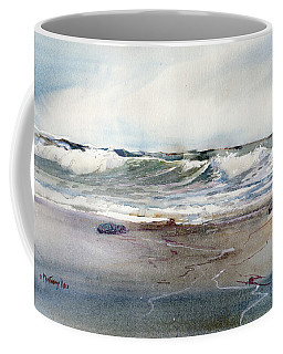 Peaceful Surf Coffee Mug