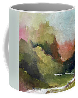 Peaceful Valley Coffee Mug by Michelle Abrams
