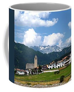 Peaceful Village Coffee Mug