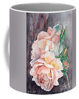 Peach Perfect - Painting Coffee Mug