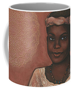 Peaches Coffee Mug